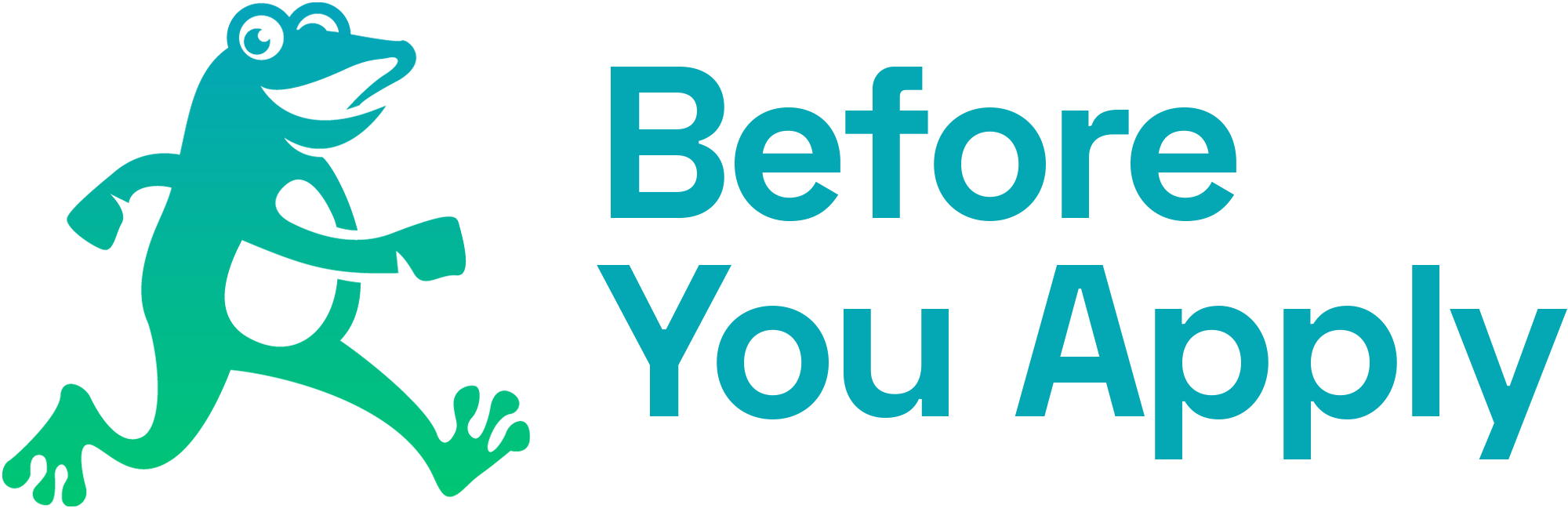 Before You Apply logo